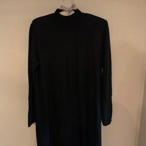 H&M Mock Turtleneck Sweater Dress